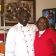 Chef Donovan Barner (left) and Glenda Cage Barner (right) inside Sugar's Place in Jackson.