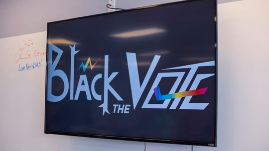 The Lansing-based nonprofit One Love Global launched the Black the Vote campaign to mobilize black voters and prevent voter suppression.