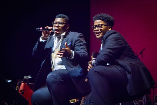 The Stax Music Academy will perform a set of contemporary songs bearing the influence of the famed Memphis soul label during a concert on Tuesday at the Rose Theatre for Black History Month.