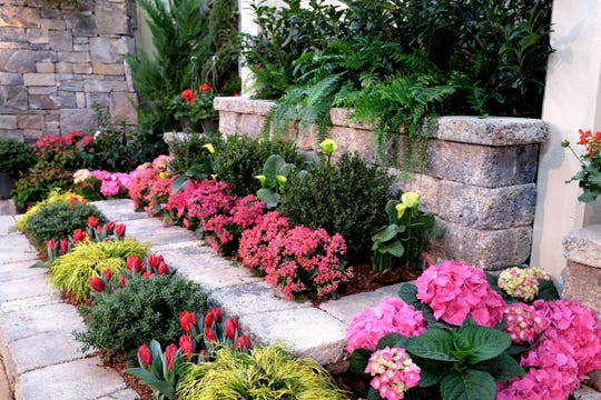 A variety of gardens will be on display at the Nashville Lawn & Garden Show.