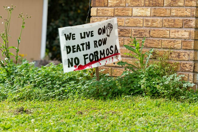 St. James residents are fighting against petrochemical plants in the area that they say cause higher rates of cancer, including a newly approved facility by Taiwanese plastics manufacturer Formosa.