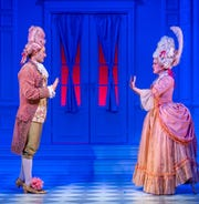 The Lady Demands Satisfaction by Gulfshore Playhouse has British-influenced silliness and a fun fantasy of its situations. The show is being performed at the Norris Center through mid-March.