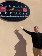 The Doña Ana Arts Council (DAAC) Board of Directors announces they have hired Gregory Z. Smith, former District 2 City Councilor, as DAAC's new Executive Director.