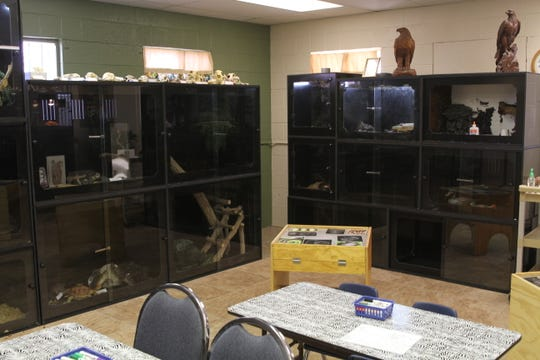 The newly refurbished Education Building at Alameda Park Zoo now features new exhibits.