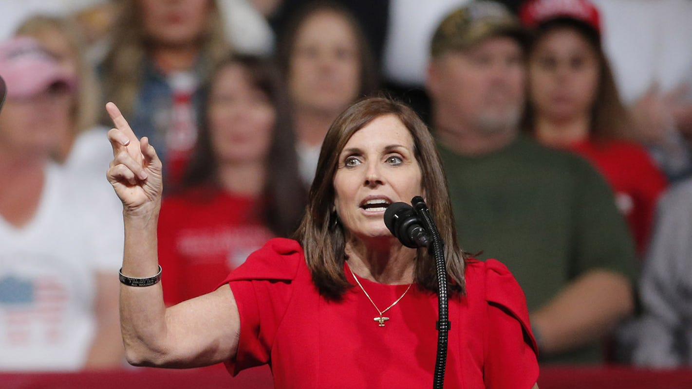 5 takeaways from Sen. Martha McSally's new memoir, 'Dare to Fly'