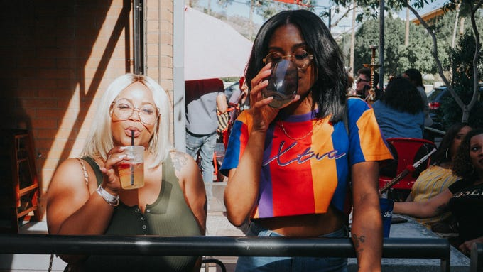 Brunch-ish is a monthly day party and brunch series in metro Phoenix.