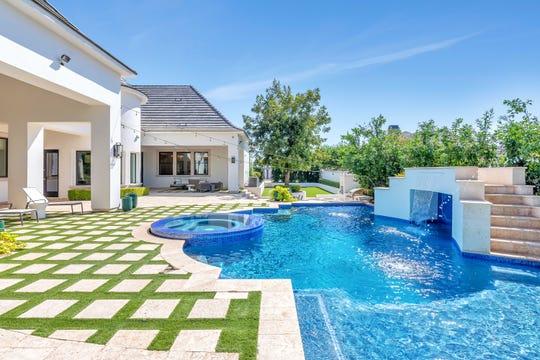 Vontaze and Brandie Burfict paid $1.8 million for an estate in Queen Creek.