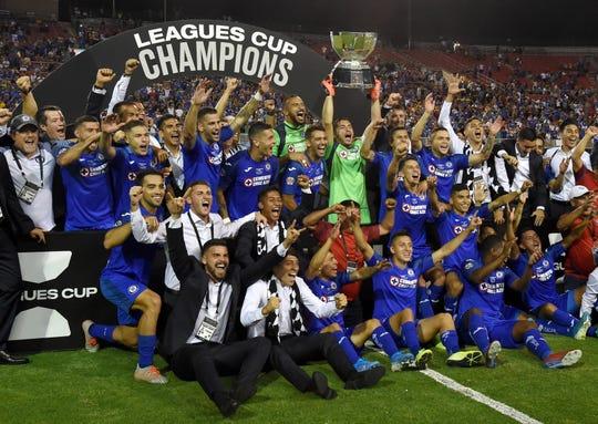 Cruz Azul es el actual campeón de la Leagues Cup.
