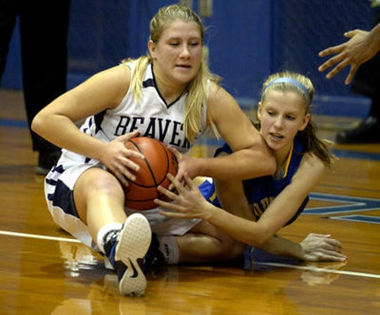 2015 Lebanon Catholic grad Monica Pastal is one of four Pastal sisters to play for Patti Hower in the last 12 years.
