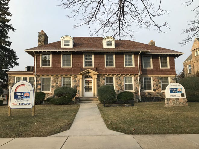 The United Way of St. Clair County is located at 1723 Military St. in Port Huron.