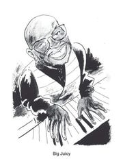 Earl R. Johnson, Jr. (aka Big Juicy) was a jazz pianist from York, Pa. who worked with many musical stars.