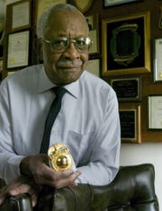 Charles Price of Rochester was the first African American police officer on the Rochester Police Department.  (
