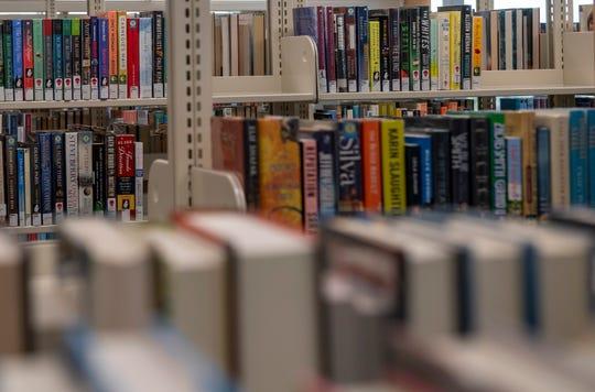 La nueva biblioteca El Gabilan de Salinas abrió en febrero.