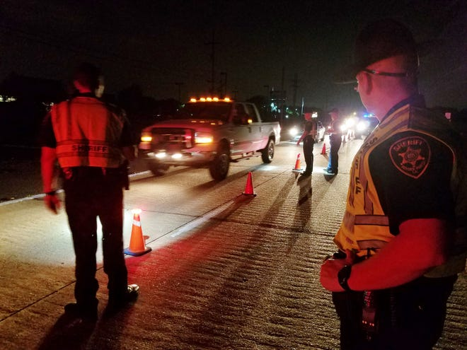 Bossier Sheriff's Office will conduct a DWI checkpoint Feb. 22.