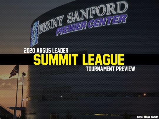 2020 Summit League Tournament tile