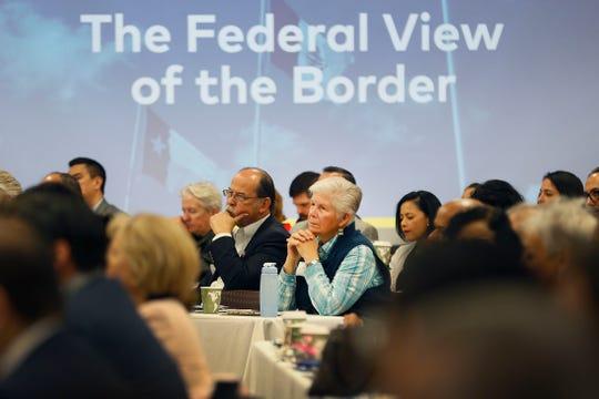 Texas Tribune Borderland symposium Thursday, Feb. 20, at UTEP Union Building East in El Paso.