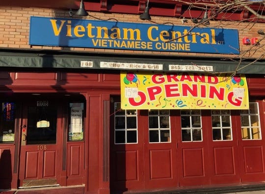 Vietnam Central opened Feb. 19 in Nyack.