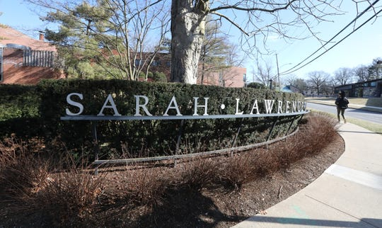 Sarah Lawrence College in Yonkers Feb. 14, 2020.