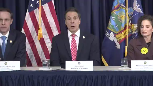 Gov. Andrew Cuomo announced Feb. 20, 2020, that he will visit states that have legalized marijuana to see what they are doing right and wrong.