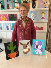 Pat's Tea Shoppe is hosting a painting party 10 a.m. Saturday, February 22, 2020. Enjoy tea, lemonade and refreshments while painting a cactus, pony or Pokémon Eevee on an 8x10 canvas.   This event is $15 per person and reservations are required. 940-322-4663