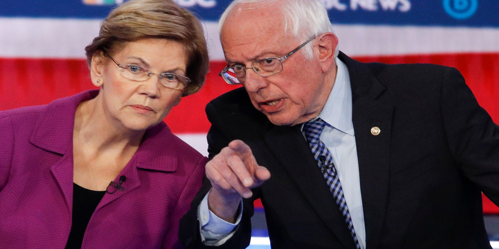 Poll: Elizabeth Warren neck-and-neck with Sanders in Massachusetts