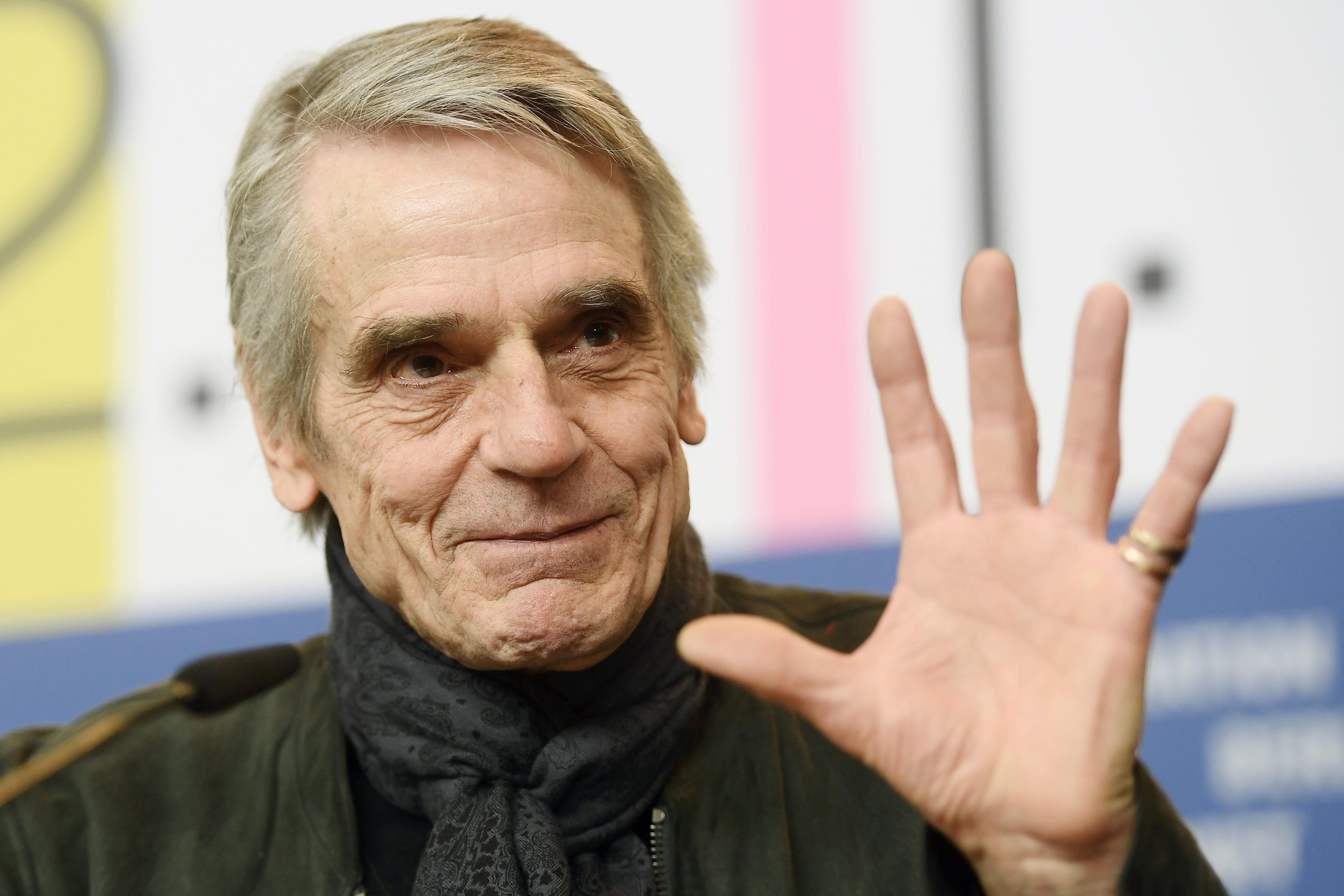 Jeremy Irons walks back anti-abortion, gay marriage comments at Berlin Film Festival
