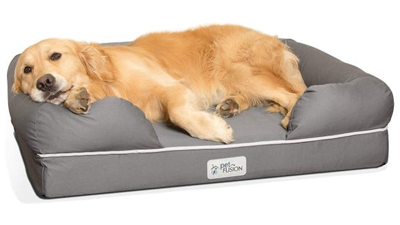 The best dog bed we've ever tested for large dogs is on sale for a great discount.