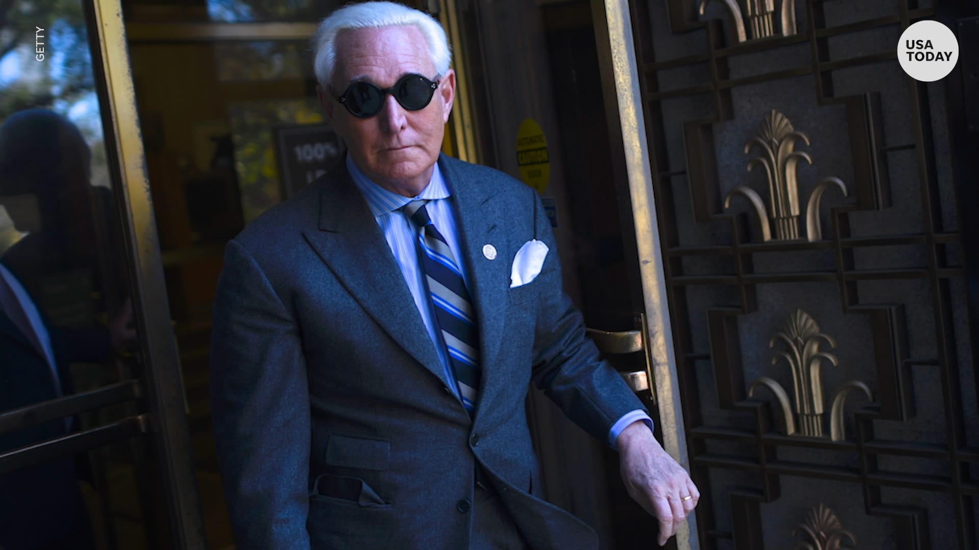 Citing Trump's tweets, judge in Roger Stone case said invading jurors' privacy can have 'chilling effect'