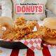 KFC's Kentucky Fried Chicken & Donuts will be available for a limited time starting Feb. 24.