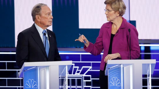 Democratic Debate: Bloomberg says he's 'fan' of Obamacare – but Biden suggests a fact check
