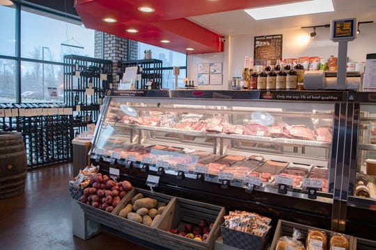 New York Butcher Shoppe in South Asheville has fresh meats as well as prepared foods, made-to-order sandwiches and a variety of special offerings.