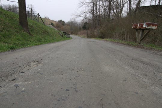 Neighbors have objected to the retreat center project because of the narrow, gravel nature of Upper Thomas Branch.