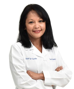 Dr. Vrinda S. Hershberger is a board-certified ophthalmologist for Florida Eye Associates.
