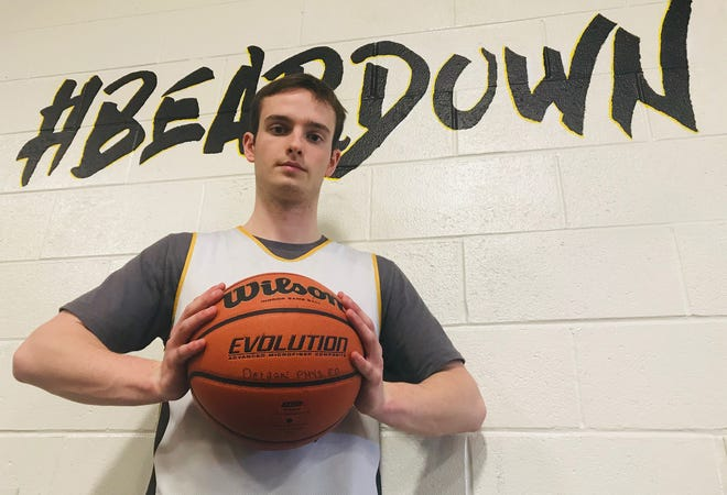 Delran senior Tommy Murphy has led the Bears to their first home playoff game since 1994.