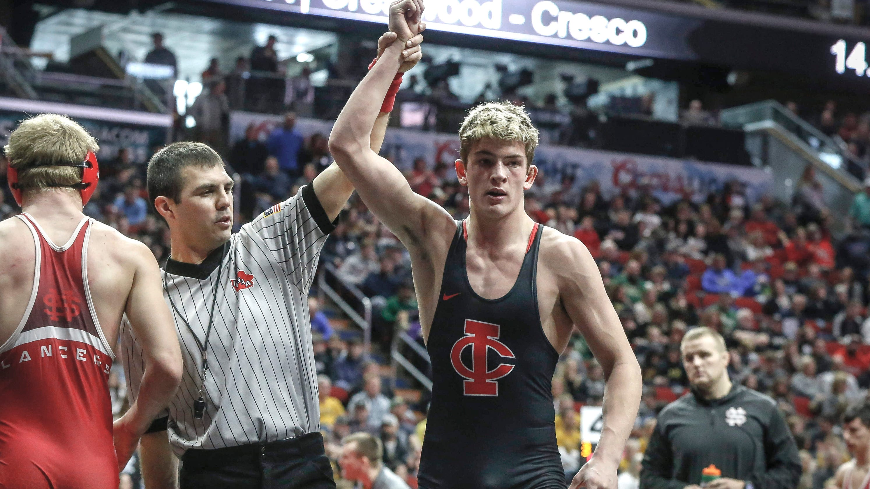State wrestling: Here are the Class 3A, 2A and 1A state finals matchups