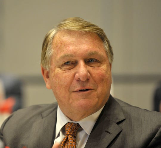 James P. Hoffa, the second-longest serving head of the Teamsters union, says he will step down in 2022 after 23 years.