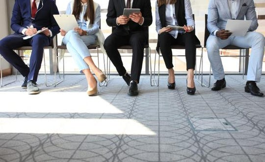 College graduates are entering the workforce at a time of historically low unemployment when companies are desperately vying for talent.(Dreamstime/TNS)