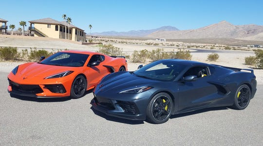 GM says demand is five times greater than dealer allotments for the C8 Stingray.