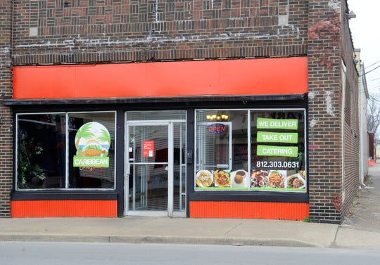 Caribbean Cuisine is located on Kentucky Avenue just south of Washington Avenue.