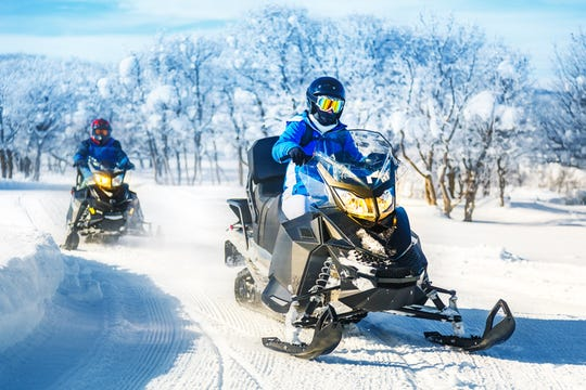 Several Kewuanee County snowmobile trails are closing the morning of Feb. 23 because of deteriorating conditions and warm temperatures.