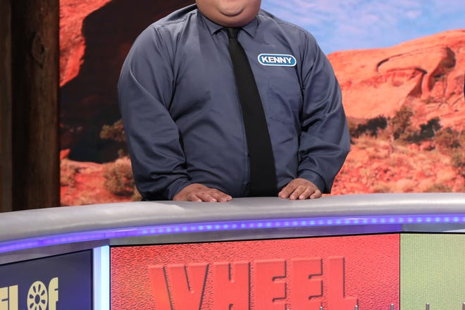 "Coralville resident, Kenny Weets, will appear on the game show ""Wheel of Fortune"" on Feb. 25, 2020 on KWWL at 6:30 p.m."