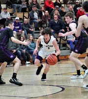 Millersport junior Mason Purvis was named Division IV third team All-Ohio by the Ohio Prep Sportswriters Association on Monday.