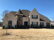 The Whitehaven home owned by Katrina Robinson at 5131 Royston Lane in Memphis that was raided by FBI agents on Friday, Feb. 21, 2020.