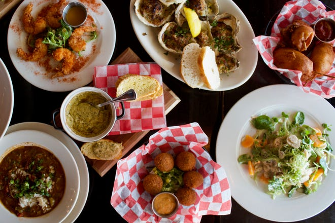 Maxie's, 6732 W. Fairview Ave., for the first time will have its Mardi Gras menu for five days, starting Friday, Feb. 21. It takes the place of the regular menu of other Southern and barbecue dishes. The big party in the heated tent is Tuesday, Feb. 25.