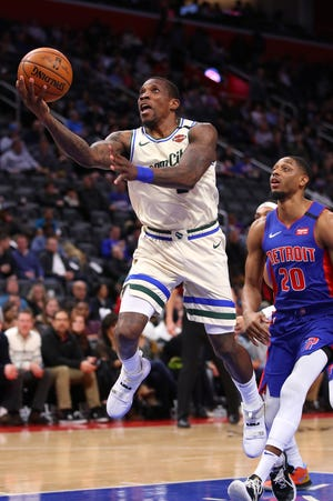 Bucks coach Mike Budenholzer is optimistic that Eric Bledsoe is closer to rejoining the Bucks.