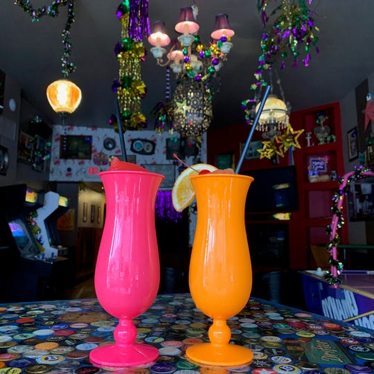Mary's Big Easy is the pop-up theme for February at Mary's Arcade Bar, attached to Hamburger Mary's at 730-734 S. Fifth St. in Walker's Point.