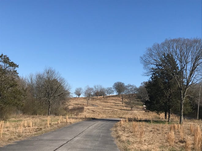 Windtree Golf Course property in Mt. Juliet that is now closed.