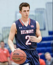 Belmont's Grayson Murphy had 16 point, 10 rebounds and eight assists int he Bruins' 80-67 win at Morehead State Thursday night.