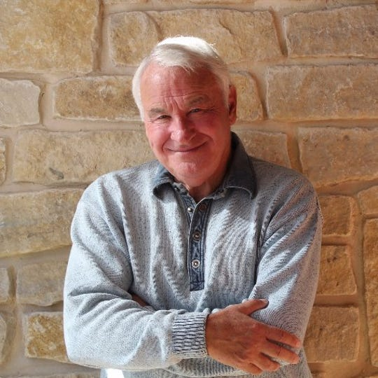 """Tom Golisano, founder of Paychex, has published a book called """"Built Not Born."""""""
