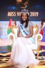 Toni-Ann Singh, Miss World 2019